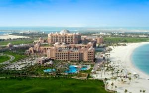 Эмирейтс Пэлас в Абу-Даби