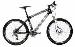 Велосипед с необычной рамой