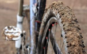 Колесо горного велосипеда