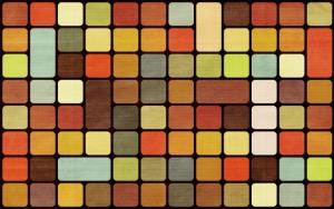 Разноцветные клетки