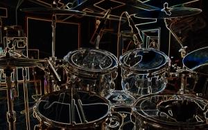 Барабаны 3d