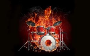 Огненный барабанщик