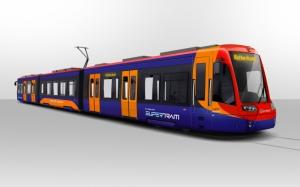 Трамвай 3d
