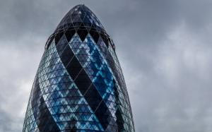 Gherkin Building в Лондоне