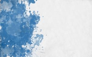 Синие краски