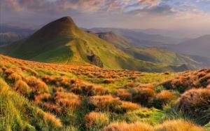 Холмы и горы