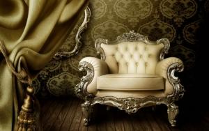 Императорское кресло