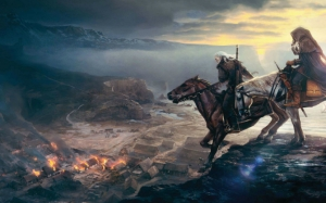 The Witcher 3 концепт арт