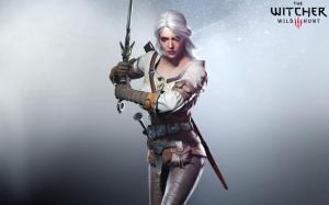 The Witcher 3 Цири