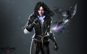 The Witcher 3 Йеннифэр