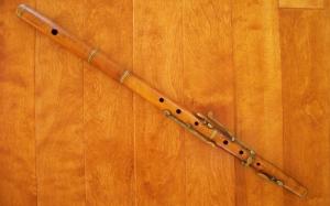 Деревянная флейта
