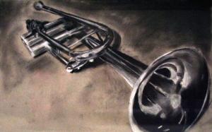 Нарисованная труба