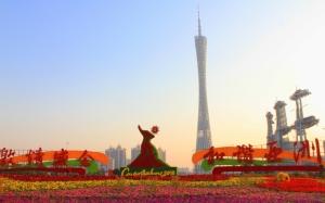 Башня Гуанчжоу