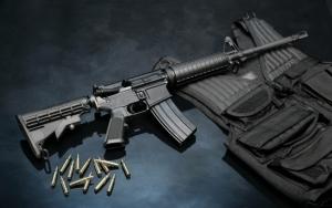 Автоматическая винтовка М16