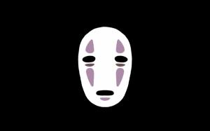 Унесённые призраками маска