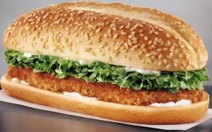 Сэндвич Бургер Кинг