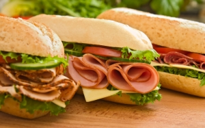 Сэндвичи из батона