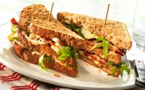 Запеченные сэндвичи