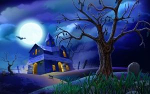 Ночь в Хэллоуин