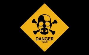 Во все тяжкие Danger Toxic