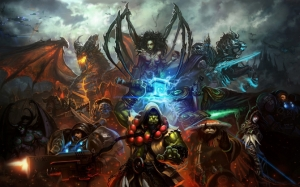 Герои Heroes of the Storm