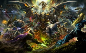 Heroes of the Storm от Blizzard