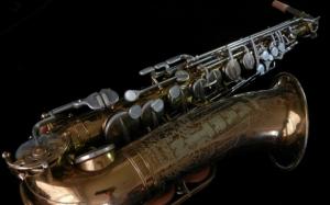 Большой саксофон