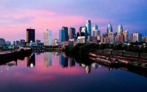 Вечерняя Филадельфия