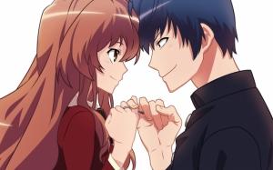 Тайга Айсака и Рюдзи Такасу