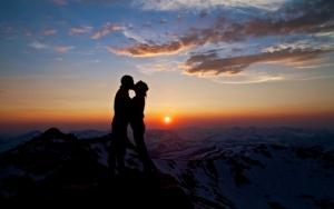 Влюбленные в горах