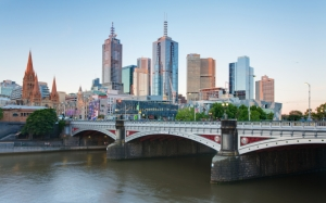 Мост Принцессы в Мельбурне