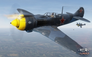 War Thunder самолет СССР