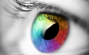 Цветные глаза