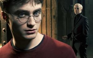 Гарри Поттер и Драко Малфой