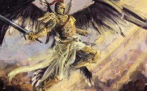 Воинственный ангел