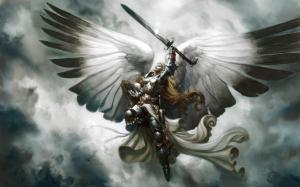 Ангел воин