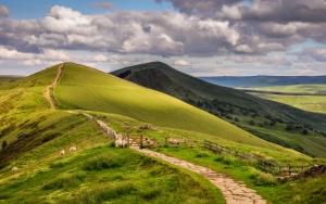 Пейзаж Англии
