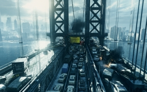 The Division бруклинский мост