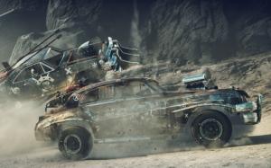 Mad Max погоня
