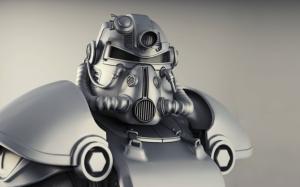 Fallout 4 солдат