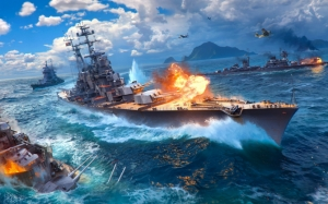 Игра World of Warships