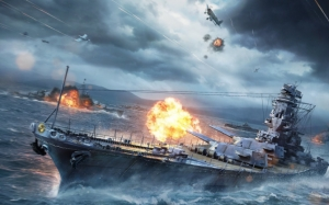 Онлайн игра World of Warships