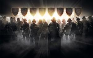 Радуга 6 Осада
