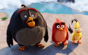Мультфильм Angry Birds в кино