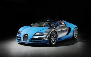 Дизайнерский Bugatti Veyron