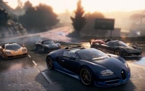 Суперкары в Need for Speed: Rivals