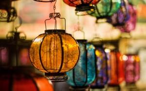 Оригинальные фонари