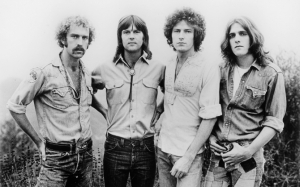 Молодые The Eagles