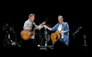 The Eagles на сцене