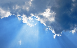 Серое облако